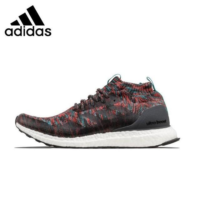 on sale 2a8c4 ce412 ADIDAS Ultra Boost Mid Mens And Womens Running Shoes Mesh Breathable  Support Sports Sneakers For Men And Women Shoes