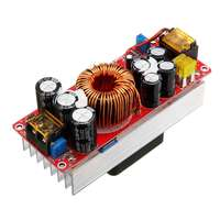 1500W 30A High Power DC DC Constant Voltage Constant Current Step up Power Module Boost Converter 12V 24V 48V To 48V 60V 72V