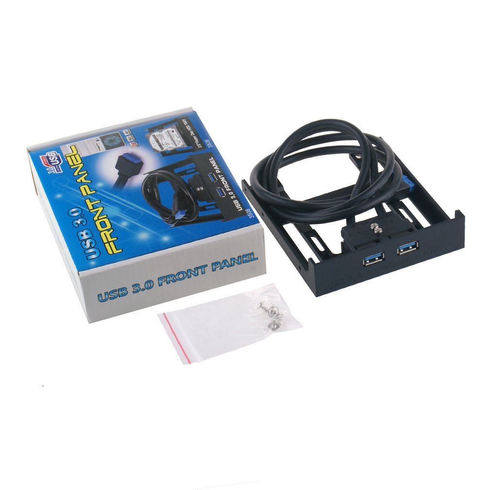 USB3.0 desktop floppy drive 19/20 to USB3.0 front panel shelf expansion card panel high-strength shielded wiresUSB3.0 desktop floppy drive 19/20 to USB3.0 front panel shelf expansion card panel high-strength shielded wires