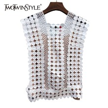 2019 Clothing Female Vest