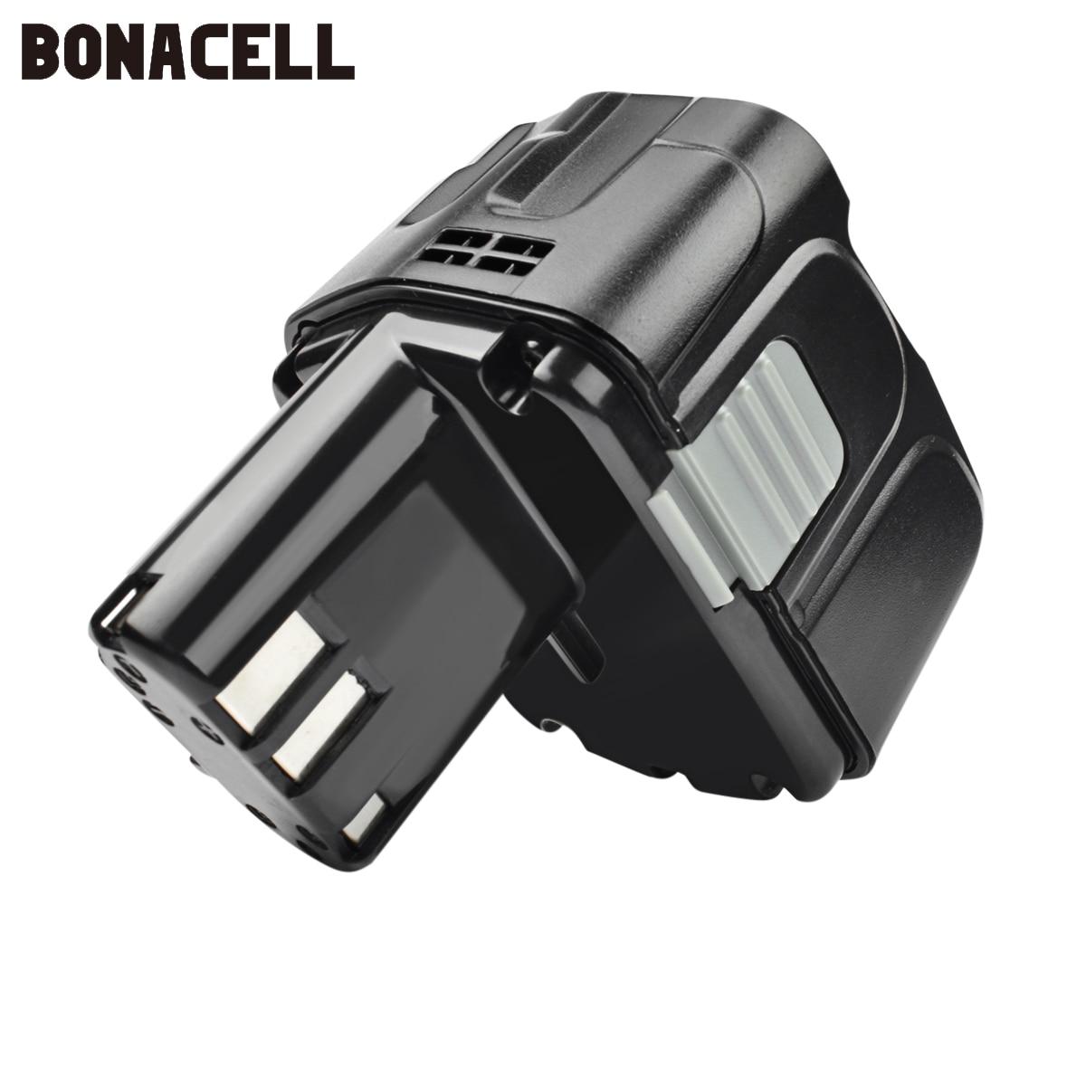 Bonacell 14.4 V 3000 mAh pour Hitachi BCL1430 batterie pour Hitachi CJ14DL DH14DL EBL1430 BCL1430 BCL1415 batterie Li-ion L10