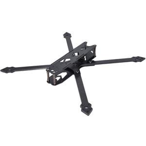 Image 2 - Shark X9 342 Mm Wielbasis 4 Mm Arm 9 Inch 158G Carbon Fiber Frame Kit Voor Rc Modellen Spare deel Diy Accessoires