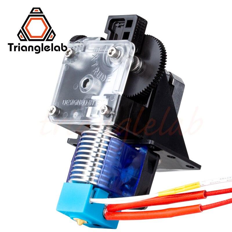 Trianglelab 3D printer titan Extruder for  3D printer reprap MK8 J-head bowden free shipping for CR10 i3 ender 3Trianglelab 3D printer titan Extruder for  3D printer reprap MK8 J-head bowden free shipping for CR10 i3 ender 3