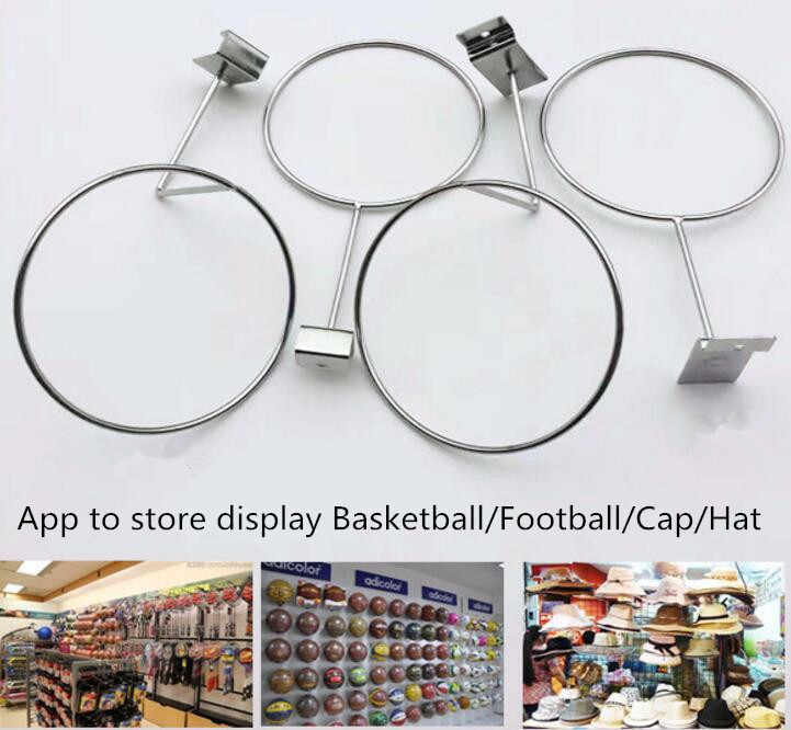 Free shipping Universal cricket rack basketball football bracket display rack bicycle helmet holder wig hat display stand