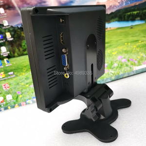 Image 2 - 7 inch monitor display signal test screen HDMI PS4 Raspberry Pi physical resolution 1024x600ips