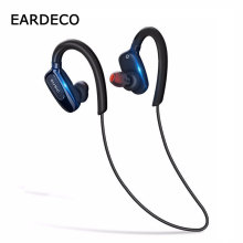 EARDECO Sport Heavy Bass Bluetooth Earphone Earpiece Stereo Wireless Earphones Headphones With Microphone Earbuds Phone Headset bass earphone headphone wireless bluetooth headphones with mic sport headset earpiece for phone ecouteur sans fil dt100