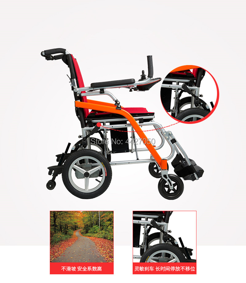 2019 free shipping High quality folding lightweight manual font b wheelchair b font for font b