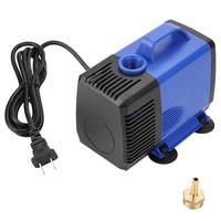 80W 3.5m Engraving Machine Submersible Pump for CNC Spindle Motor CN Plug Water Pump