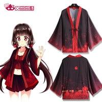 Milky Way Kentai collection Shimakaze Haori japanese summer kimono haori women coat haori cardigan harajuku haori