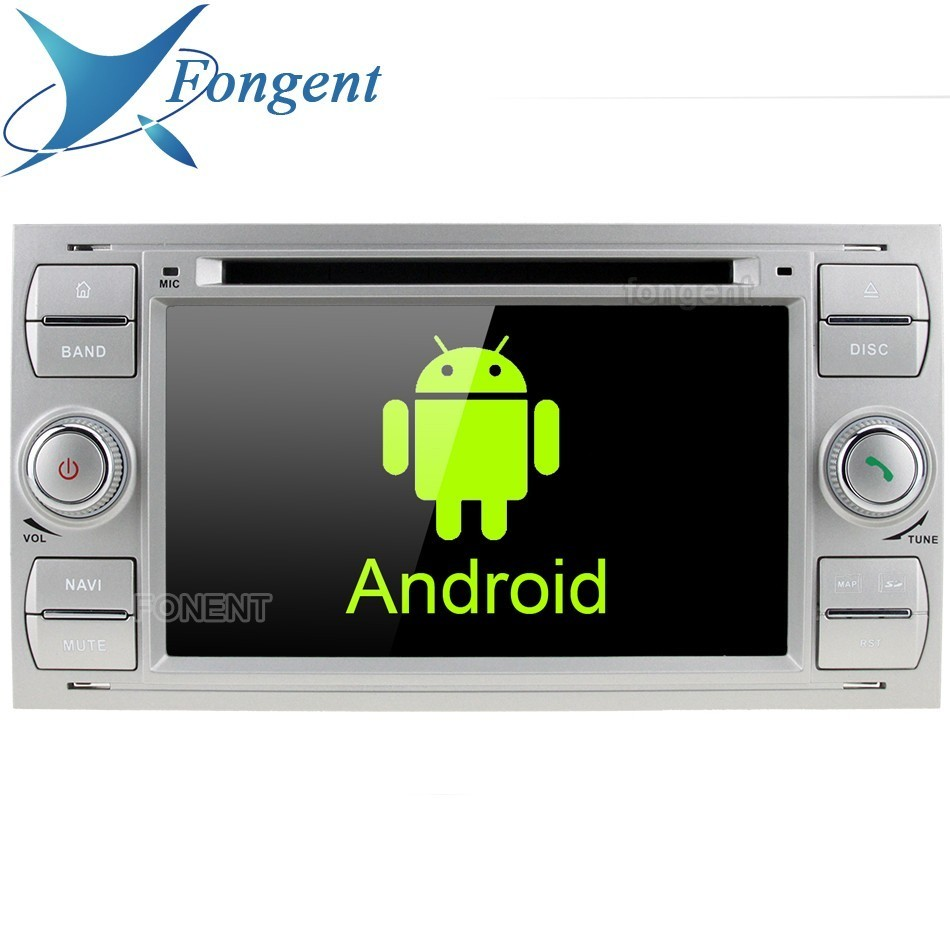 Android 8.0 Car 2 din stereo Radio Multimedia DVD Player For Ford Mondeo Focus Fiesta Transit Galaxy Fusion C MAX S MAX C S MAX