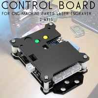 2018 new WOLIKE GRBL USB Port CNC Laser Engraving Machine Control Board 2  Axis Stepper Motor Driver DIY Controller Board 12V