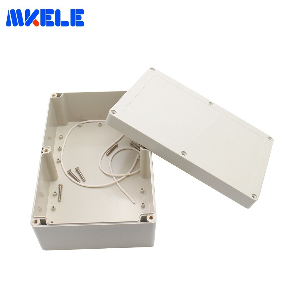 High Quality Waterproof Junction Box ABS Material IP65 Exterior Electrical Box Outside Junction Box Weatherproof Connection Box