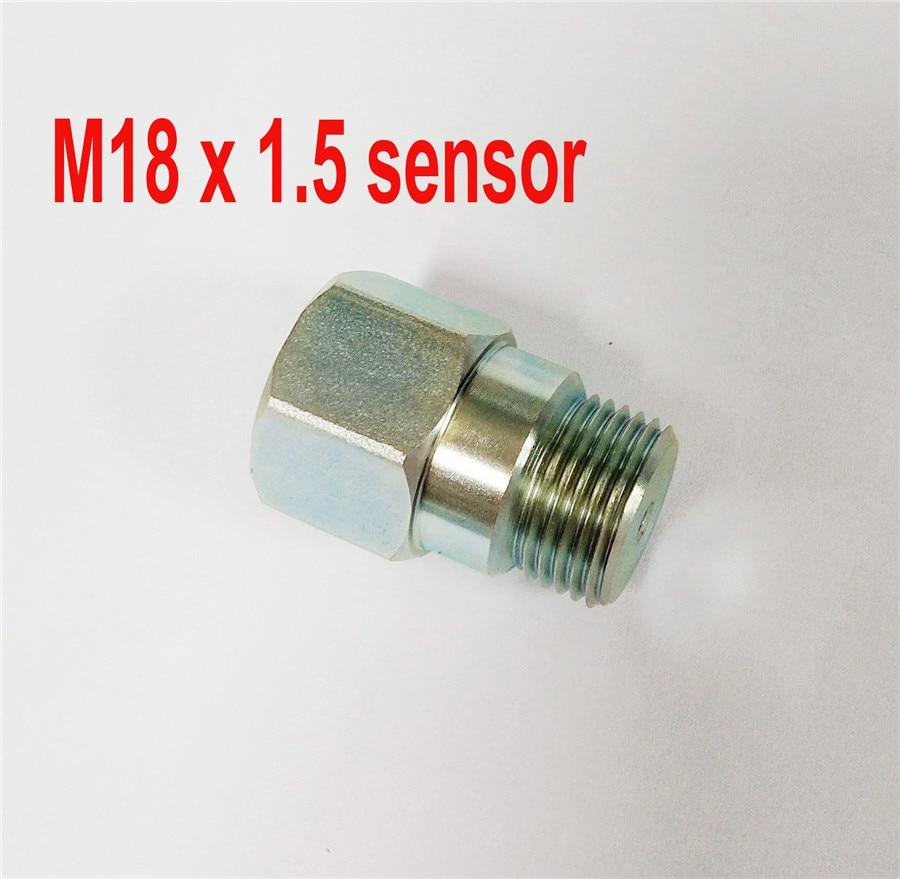 Entretoise de capteur O2 Standard M18x1.5 pour le capteur doxygène secondaire