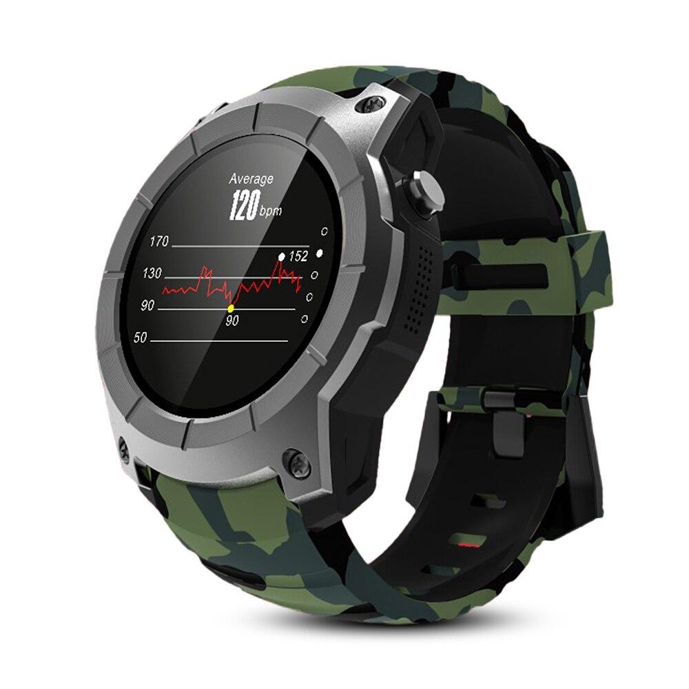 S958 GPS Smartwatch BT Smart Watch Men Women Air Pressure Call Sportwatch Heart Rate Sport Watch