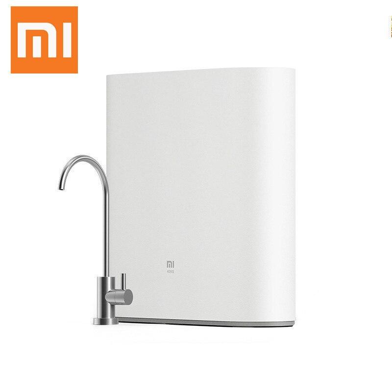 Xiaomi D'origine Mijia Purificateur D'eau 220 v 72 w Accueil Cuisine Directe Boisson Machine Cuisine Type Activé Carbone RO Membrane