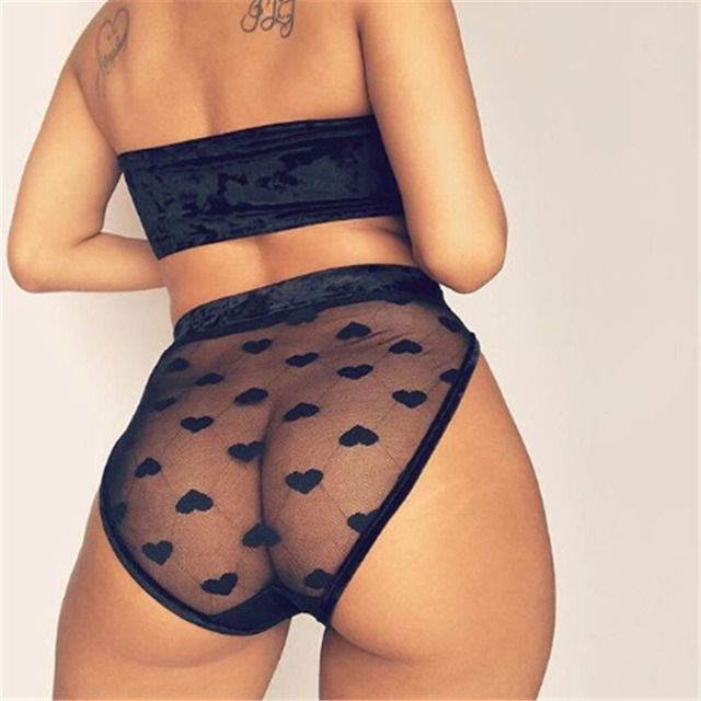 חם אופנה חדשה סקסי Mesh Sheer חזיית סט תחתוני נשים בנות אלחוטי תחרה מודפס לפרוע הלבשה תחתונה חזיית תחתוני סט