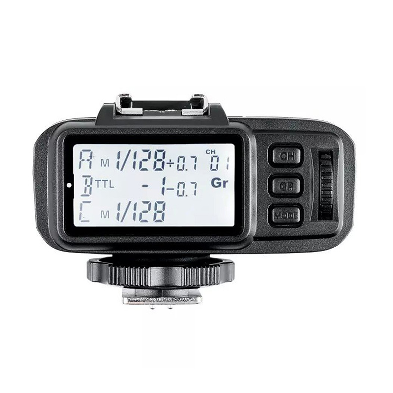 Godox XTR 16 Wireless 2 4G Power Control Flash Receivers X1T N TTL Wireless Transmitter for Nikon AD180 AD360 in Shutter Release from Consumer Electronics