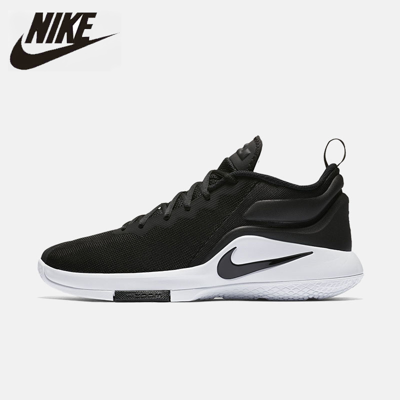 new products fc3dc fbb4b Nike LEBRON WITNESS II EP New Arrival Authentic Men s Basketball Shoes  Lightweight Outdoor Sports Sneakers  AA3820 001 600-in Basketball Shoes  from Sports ...