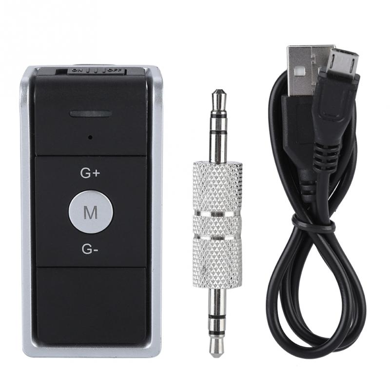 Tragbares Audio & Video Super Bass Bluetooth Adapter Bluetooth 4,2 Hände Geben Anruf Audio Musik Empfänger Adapterstereo Sound Für Dsp
