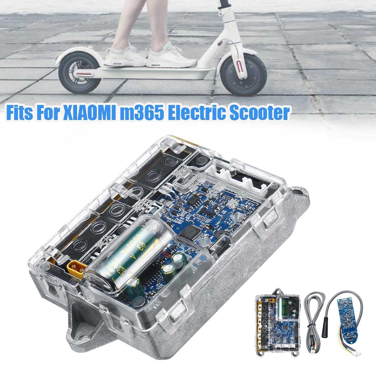 Pour XIAOMI M365 trottinette électrique BT Instrument circuit imprimé Scooter Planche À Roulettes Tableau de Bord Carte Mère Contrôleur pour ninebot