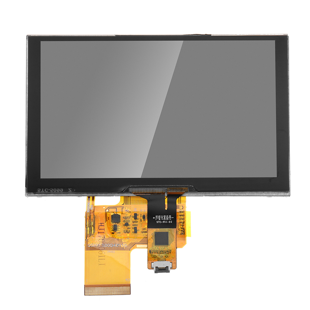5 inch LCD Display Module CTP 800*480 Resolution With Capacitive Touch Screen