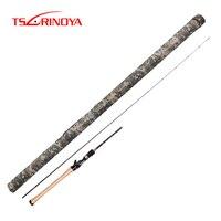 TSURINOYA Fishing Rod KENDO 1.97m 2.03m All FUJI Accessories Spinning Casting Rod Handle Detachable Bass Rod