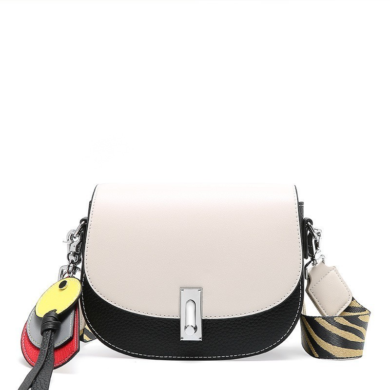 Messenger Bag For Luxury Handbags Women Saddle Bags Designer Genuine Leather Girls Small Shoulder Bag Ladies Female Bags Bolsas