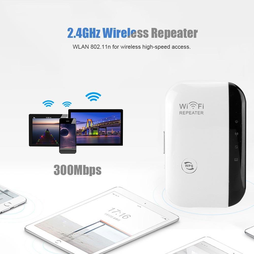 2,4 ГГц WLAN 802,11 AP 300 Мбит/с беспроводной N ретранслятор расширитель маршрутизатор 100-240 В штепсельная вилка ЕС 2019 Новинка