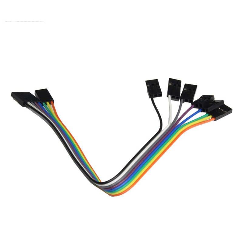 Nowy 1 sztuk 20 cm serwo rozszerzenie przewód zasilający kabel M/M do KK MK MWC APM Pixhawk kontroler lotu RC Quadcopter multicoptera