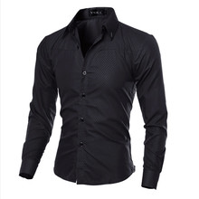 5XL Plus Size Brand-clothing Cotton Mens Clothing Solid Soft