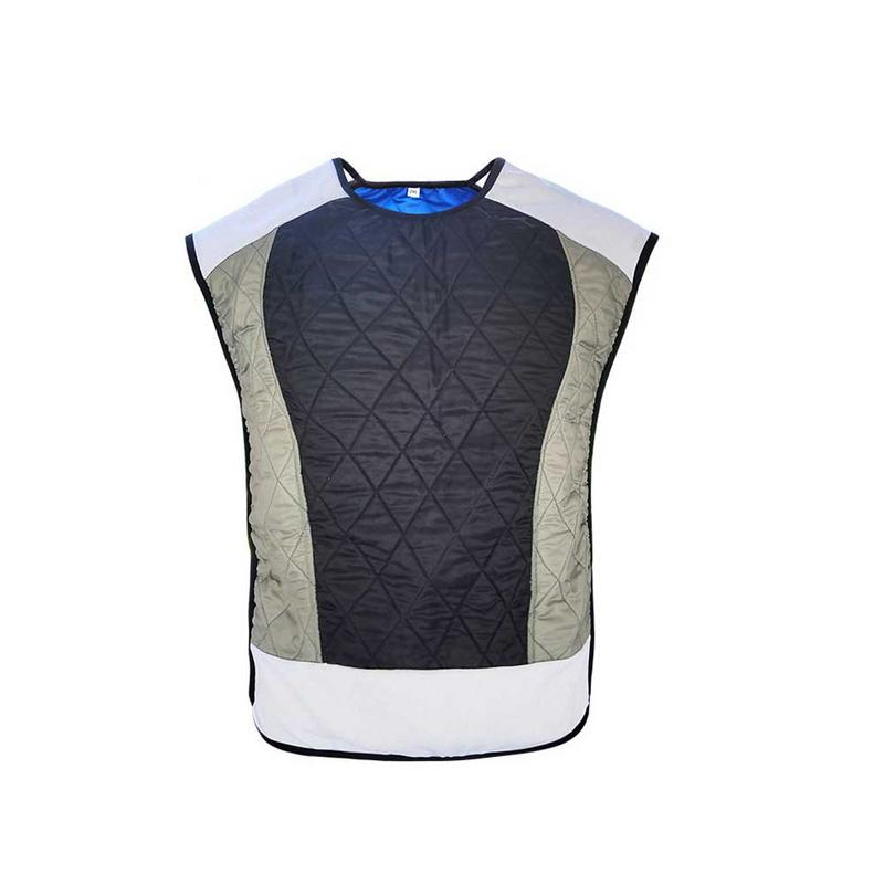 Men s Outdoor Cycling Cooling Vest Motorcycle Bicycle Riding Vest Cooling Suit Water Evaporation Waistcoat Clothes