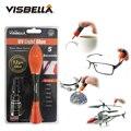 Visbella 5 segundo fix uv luz caneta cola super alimentado líquido plástico esparadrapo para metal madeira cerâmica reparação de vidro mão conjuntos de ferramentas
