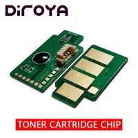 4 PCS DOM 23 K/CMY CLT K858S 22 K chip do cartucho de toner para samsung multixpress Sl X4225RX X4255LX X4305LX x4225 X4255 X4305 redefinir|Chip do cartucho| |  -