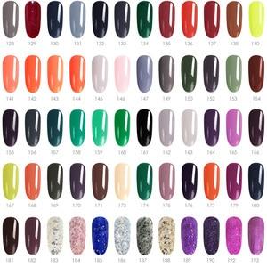 Image 5 - CANNI esmalte de Gel para uñas, barniz de Gel para uñas de alta calidad, larga duración, Serie UV LED, para curado de uñas artísticas
