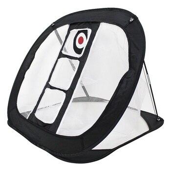 Nylon Golflessen Golf Indoor Outdoor Chippen Pitching Kooien Draagbare Golf Praktijk Training Aids Matten