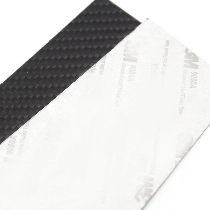 Image 5 - 6 個車の炭素繊維ウィンドウ B ピラー外装成形装飾カバートリムのためにメルセデスベンツ GLC クラス 2015 2016 2017 2018 -    グループ上の 自動車 &バイク からの インテリア モールディング の中