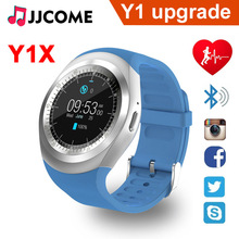 Y1X Smart Watch Y1 Upgrade Sim Card TF Heart Rate Sleep Monitor Call Remind Sport Band SmartBand For Xiaomi Smartwatch PK Q90 Q9 ni5 g12 y1x y1