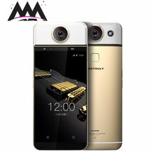 PROTRULY D7 VR Mobile Phone AMOLED 360 Degree Full Dimension VR smartphone Android 6.0 Helio X20 Deca Core 3G+32G 26MP Telephone(China)