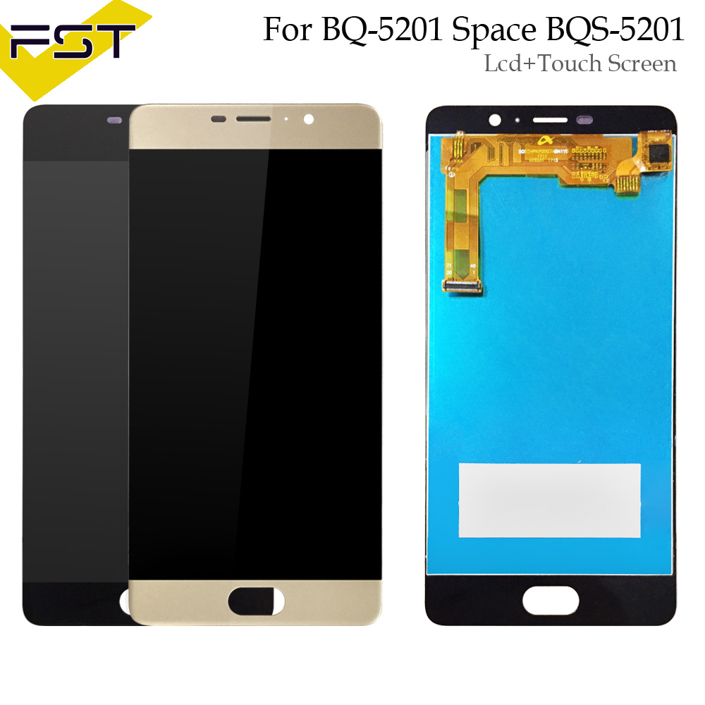 Per BQ BQ-5201 Spazio BQ5201 BQ 5201 BQS 5201 BQ S 5201 BQ-5202 BQ5202 BQ 5202 Display LCD Screen + touch Screen Digitizer AssemblyPer BQ BQ-5201 Spazio BQ5201 BQ 5201 BQS 5201 BQ S 5201 BQ-5202 BQ5202 BQ 5202 Display LCD Screen + touch Screen Digitizer Assembly