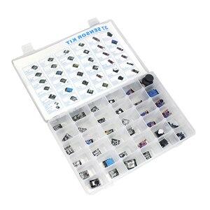Image 5 - Raspberry Pi 3 Model B+/4B 37 IN 1 Sensors Kit Starter Kit also for UNO R3 for MEGA 2560 DIY Learning Suit