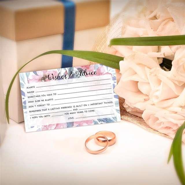 Wedding Shower Card Game Set 30 Pcs
