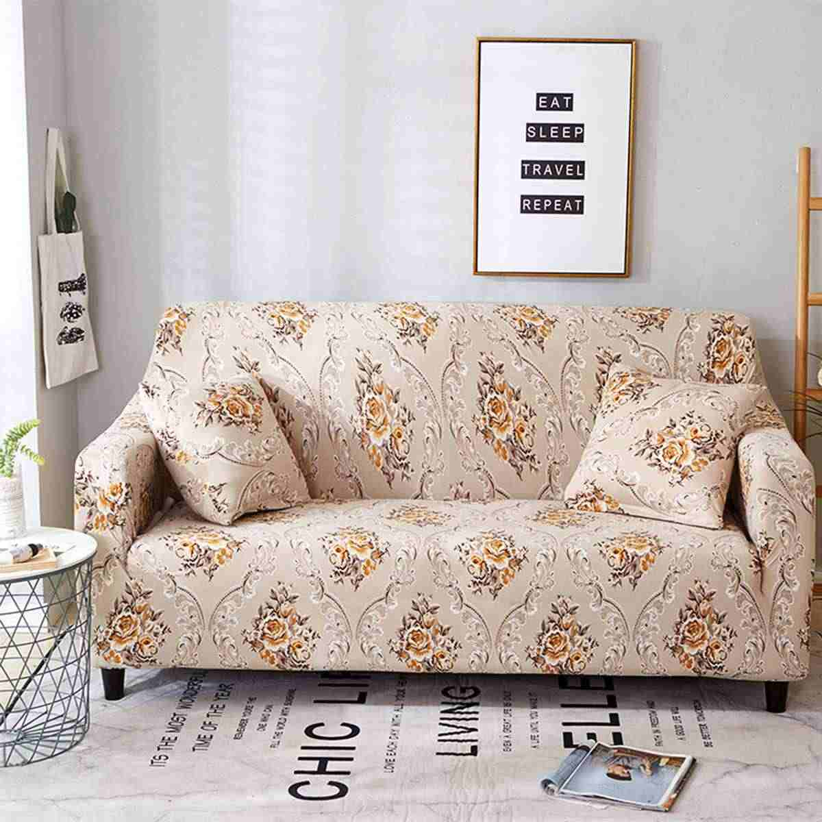 Sofa Cover Slipcovers Elastic All Inclusive Couch Case For Diffe Shape Loveseat Chair L