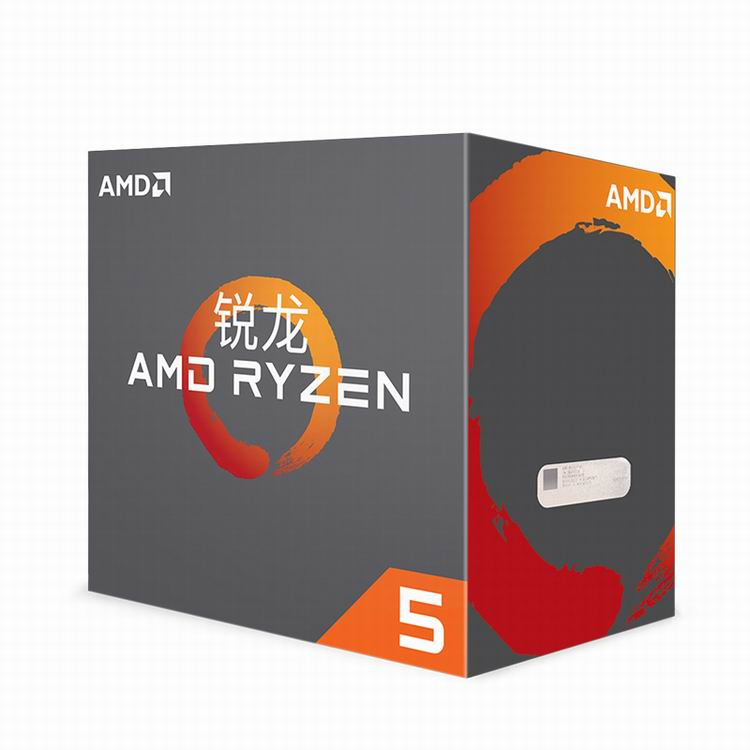 AMD Ryzen R5 1600X CPU Original Processor 6Core 12Threads AM4 3 6GHz TDP 95W 19MB Cache