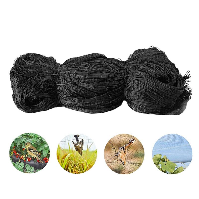 4M Wide All Size Bird Netting Cats Chicken Poultry Pond Heron Pigeon Mesh 50mm