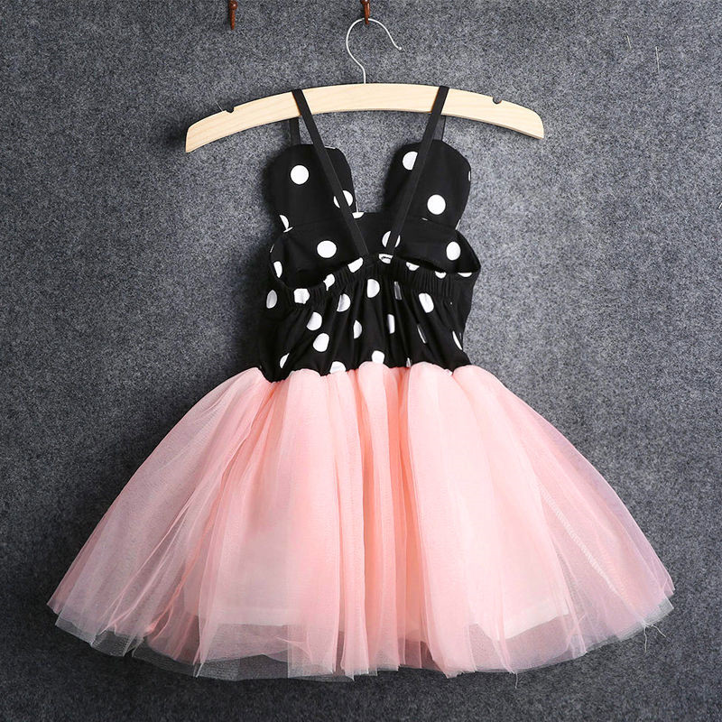 Infant Minnie Mouse Costume | 2019 Baby Girls Dress Cute Minnie Mouse Kids Toddler Tutu Fashion Hot Sale Cute Princess Dress Cotton