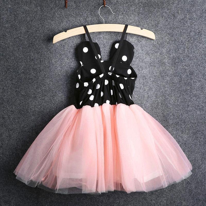 Infant Minnie Mouse Costume | 2019 Baby Girls Dress Cute Minnie Mouse Kids Toddler Tutu Fashion Hot Sale Cute Princess Dress Cotton