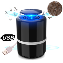USB Radiationless Rechargeable Photocatalysis Mosquito Killer Lamp Summer Mole Repeller Light Repelente