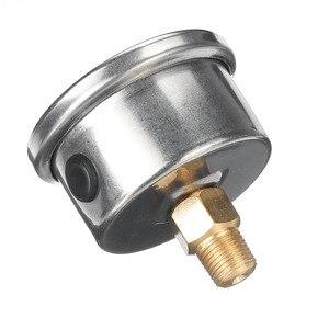 Image 3 - Universal Adjustable Aluminum Fuel Pressure Regulator With Gauge Kit Black Titanium Red Gold Silver Blue