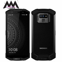DOOGEE S70 lite IP68 Waterproof shockproof Mobile Phone Android 8.1 5.99 FHD+ Helio P23 Octa Core 4GB+64GB 12.0MP 4G Smartphone