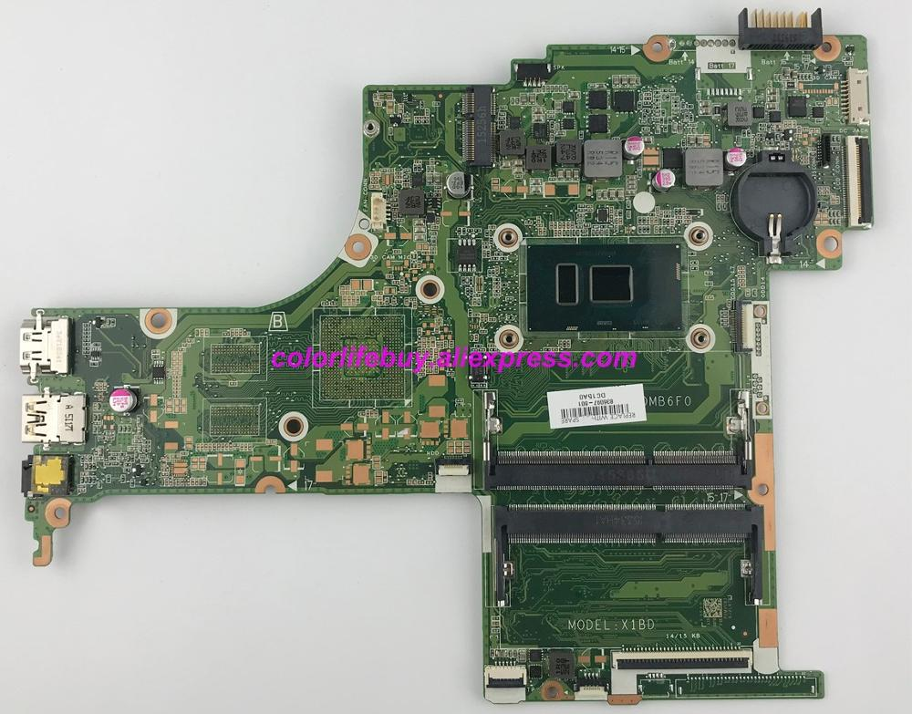 Genuine 836097 601 UMA w i5 6200U CPU DAX1BDMB6F0 Motherboard Mainboard for HP 15 AN044NR 15 AN050CA 15 AN050NR NoteBook PC-in Laptop Motherboard from Computer & Office